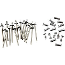 "DW True Pitch Tension Rods for 14-18"" Toms (16-pack)"