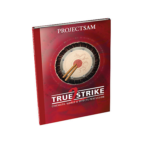 ProjectSAM True Strike 2 Cinematic World and Effects Percussion Library