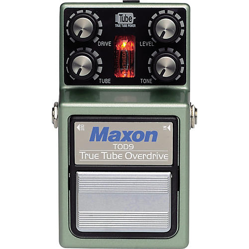 maxon true tube overdrive guitar effects pedal musician 39 s friend. Black Bedroom Furniture Sets. Home Design Ideas