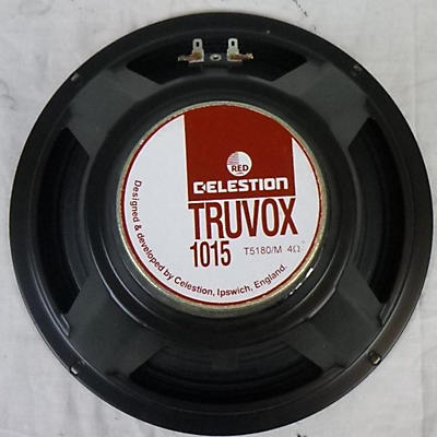 Celestion True Vox 1015 Raw Frame Speaker