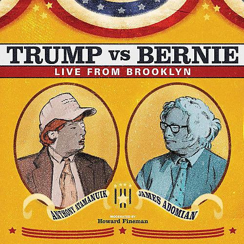 Alliance Trump Vs. Bernie: The Debate Album