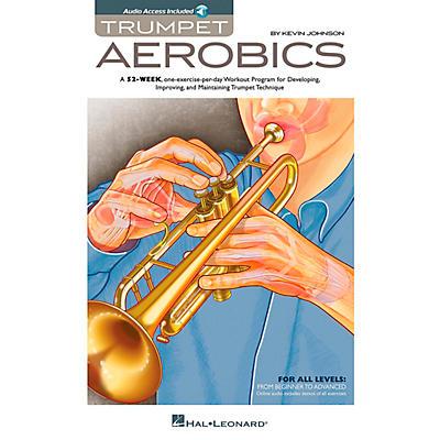 Hal Leonard Trumpet Aerobics (Book/Audio)