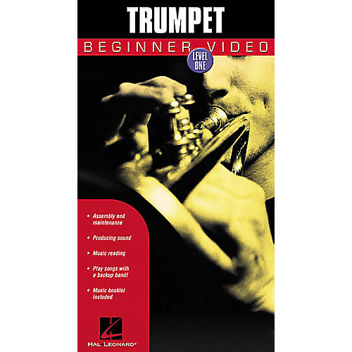Hal Leonard Trumpet Beginner Video - Level 1
