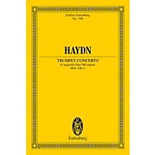 Eulenburg Trumpet Concerto (Hob. 7e: 1) in E-Flat Major Schott Series Composed by Franz Josef Haydn