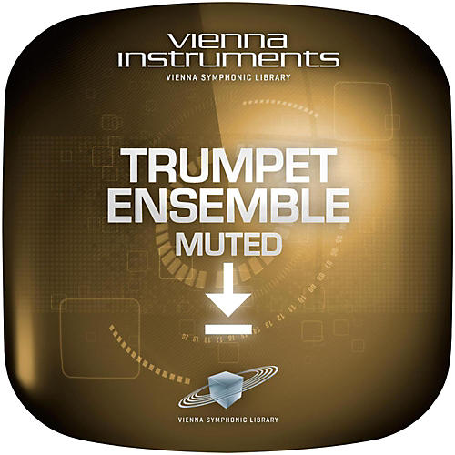 Vienna Instruments Trumpet Ensemble Muted Full