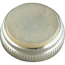 Trumpet Finger Button Silver