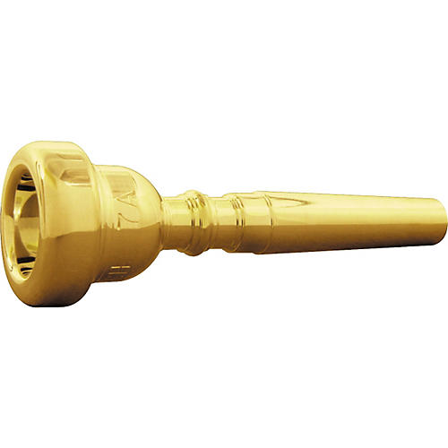 Bach Trumpet Mouthpieces in Gold