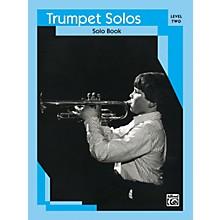 Alfred Trumpet Solos Level II Solo Book