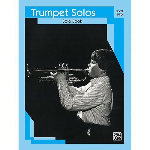 Alfred Trumpet Solos Level II Solo Book