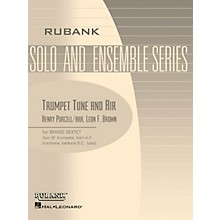 Rubank Publications Trumpet Tune and Air (Brass Sextet - Grade 2) Rubank Solo/Ensemble Sheet Series