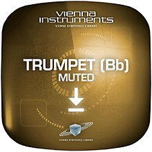 Vienna Instruments Trumpet in Bb Muted Standard Library