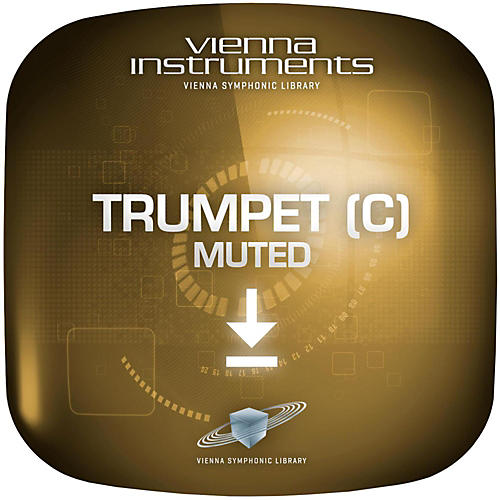 Vienna Instruments Trumpet in C Muted Full