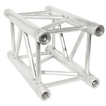 "Open Box TRUSST Trusst 12"" Straight Box Truss Segment, Includes 1 Set of Connectors"