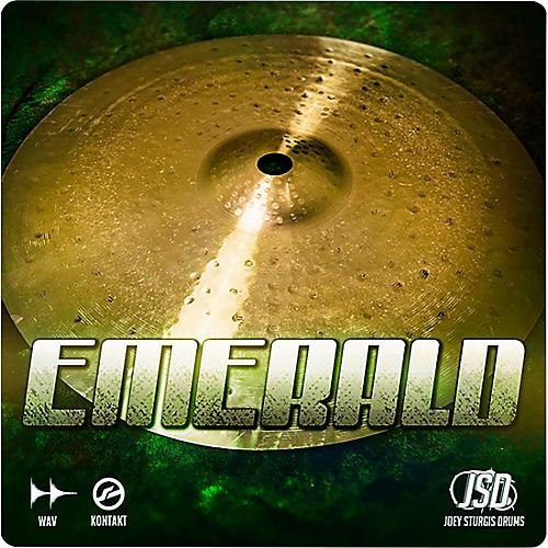 Joey Sturgis Drums Truth Custom Emerald