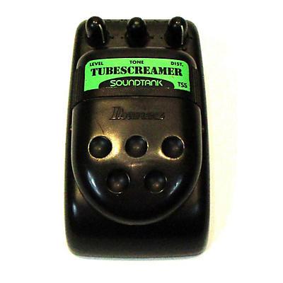 Ibanez Ts5 Tubescreamer Soundtank Effect Pedal