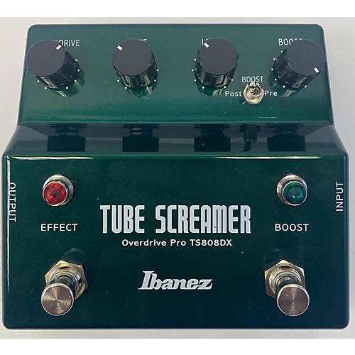 Ts808dx Effect Pedal