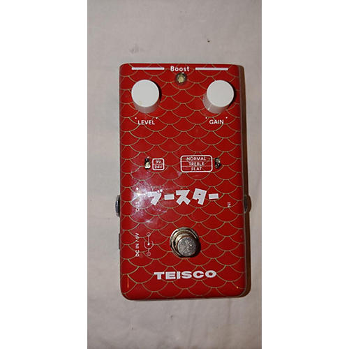 Teisco Tsc Boost Effect Pedal