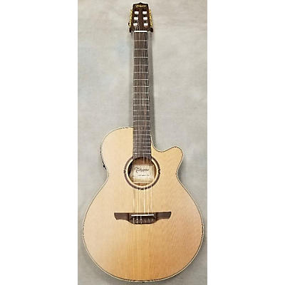 Takamine Tsp148ncns Classical Acoustic Electric Guitar