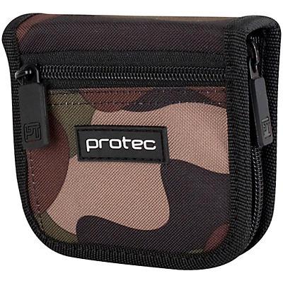 Protec Tuba Mouthpiece Pouch With Zipper Closure (2-Piece)