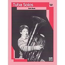 Alfred Tuba Solos Level I Solo Book