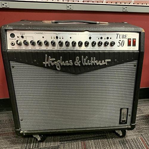 Hughes & Kettner Tube 50 Tube Guitar Combo Amp