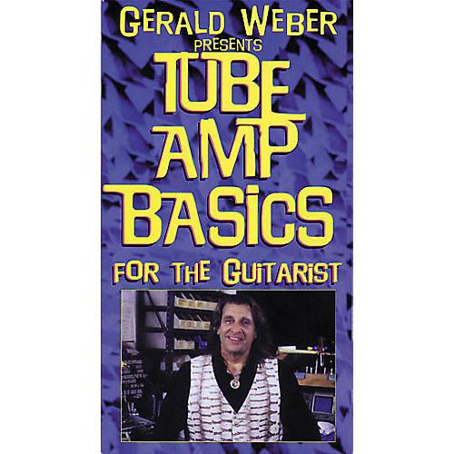 Hal Leonard Tube Amp Basics for the Guitarist (Video)