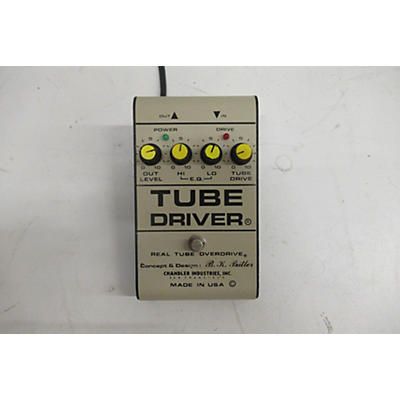Chandler Tube Driver Effect Pedal