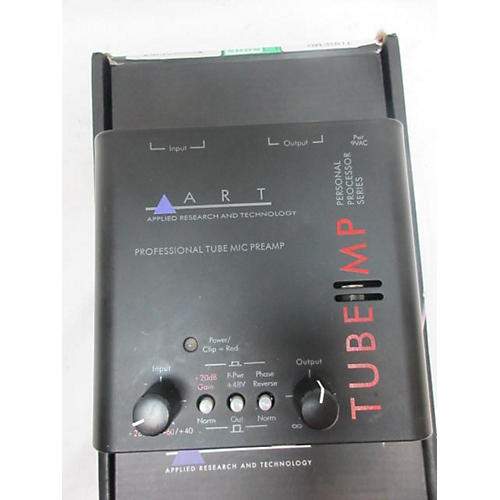 Tube MP Microphone Preamp