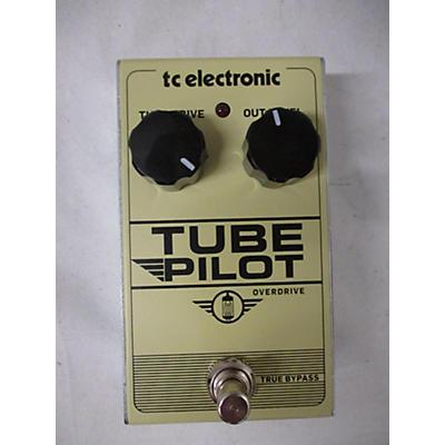 TC Electronic Tube Pilot Overdrive Effect Pedal