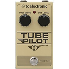 Open BoxTC Electronic Tube Pilot Overdrive Effects Pedal