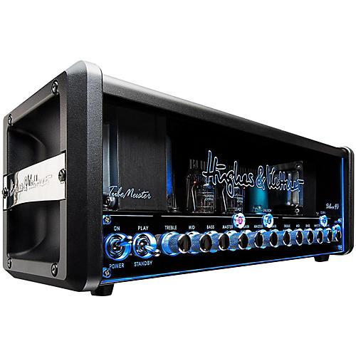 Hughes & Kettner TM40 TubeMeister Deluxe 40 40W Guitar Amp Head Condition 1 - Mint Black
