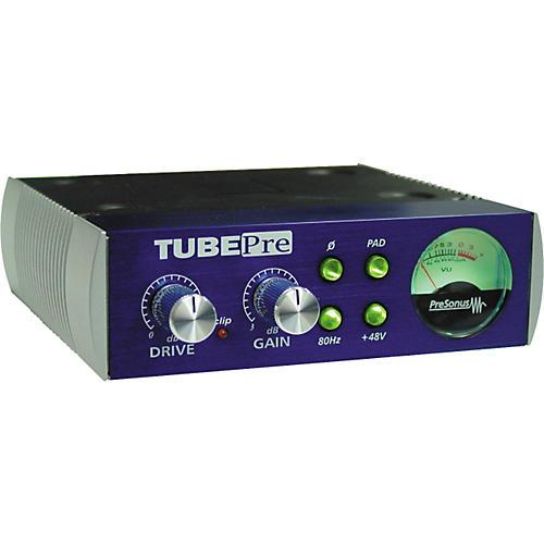 TubePRE Microphone Preamp