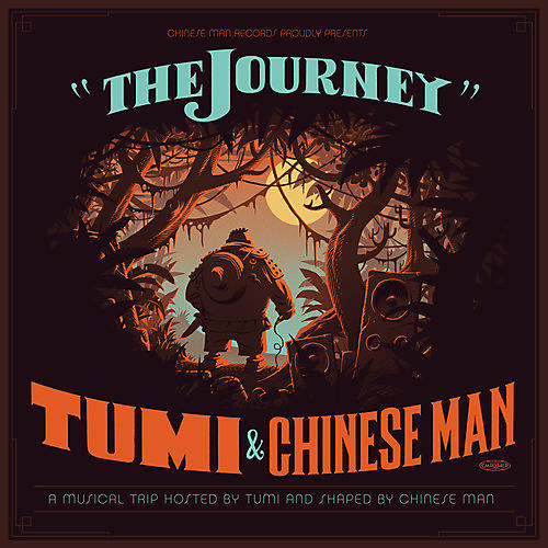 Alliance Tumi & Chinese Man - Journey