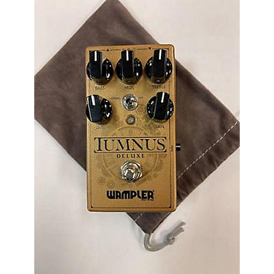 Wampler Tumnus Deluxe Overdrive Effect Pedal