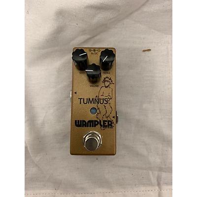 Wampler Tumnus Mini Overdrive Effect Pedal