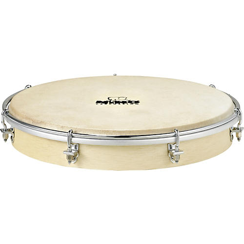 Nino Tunable Hand Drum with Goat Head Natural 10 in.