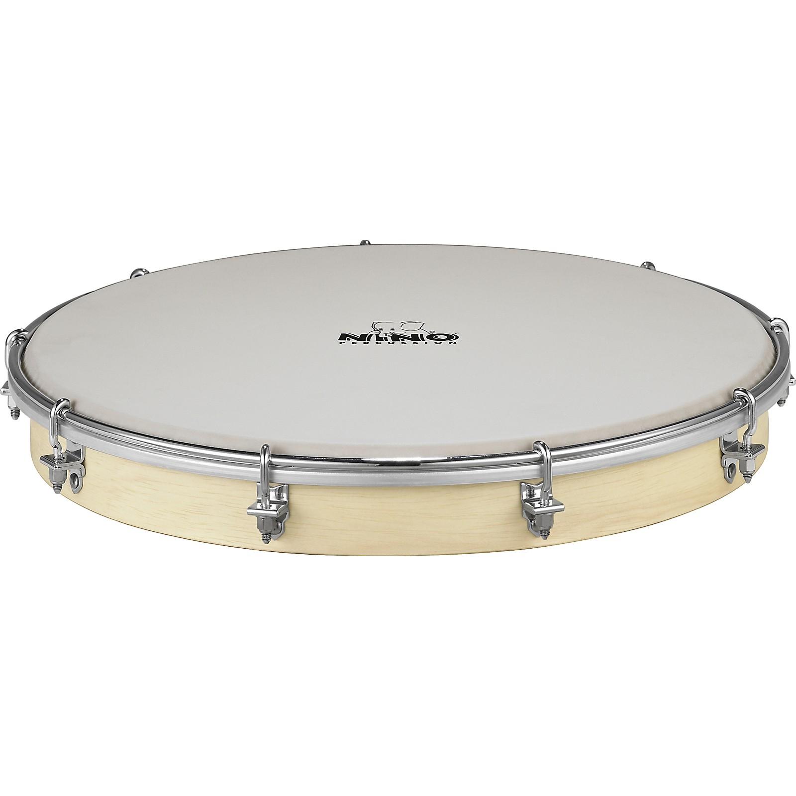 Nino Tunable Nino Hand Drum with True Feel Synthetic Head