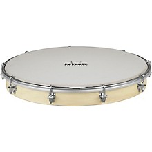 Tunable Nino Hand Drum with True Feel Synthetic Head Natural 12 in.