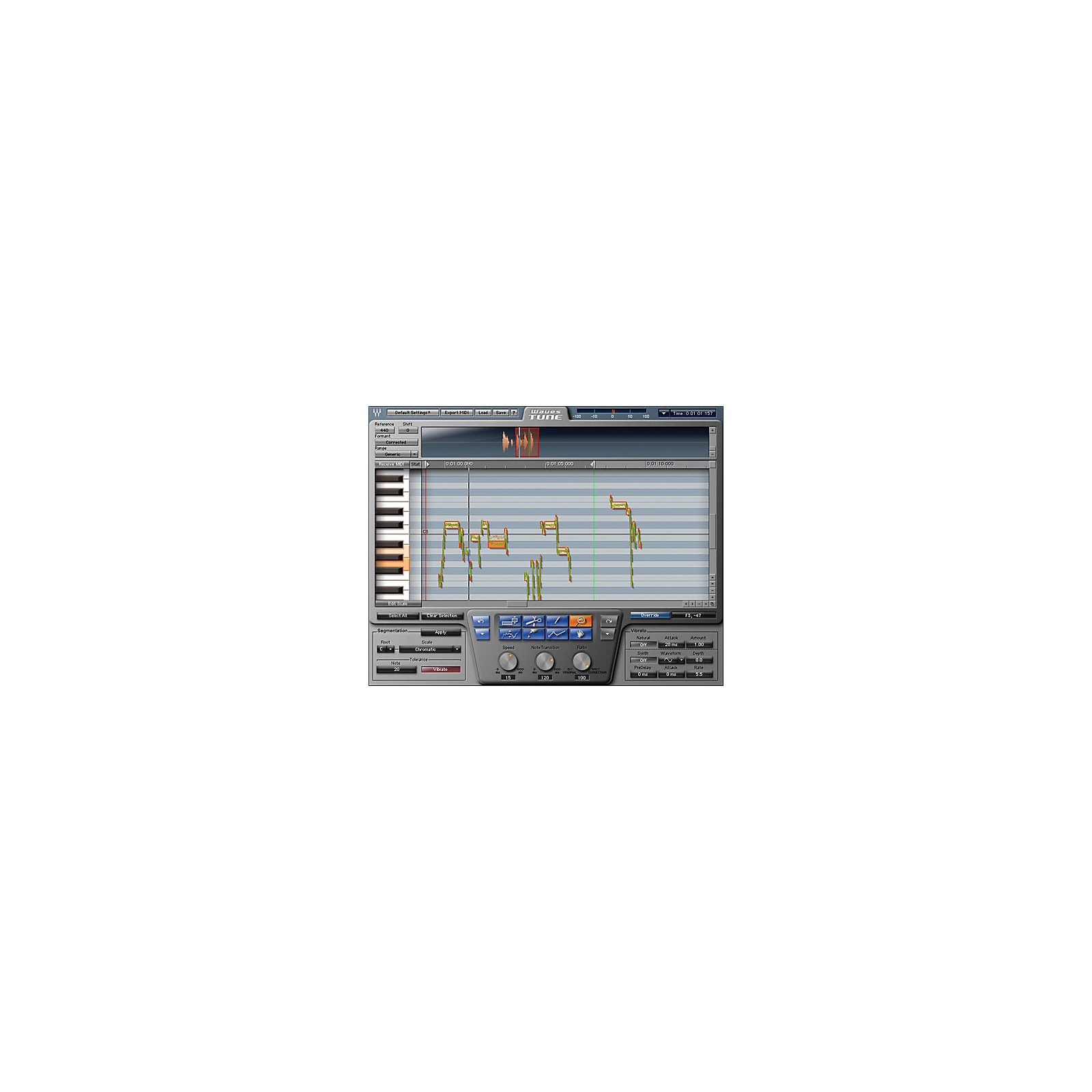 Waves Tune Native/TDM/SG