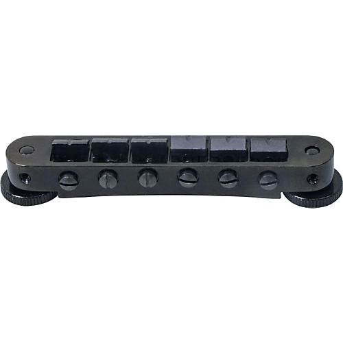 TonePros Tune-O-Matic Bridge (Small Posts) with Graph Tech Saddles