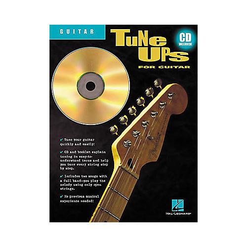 Hal Leonard Tune Ups for Guitar (Book/CD)
