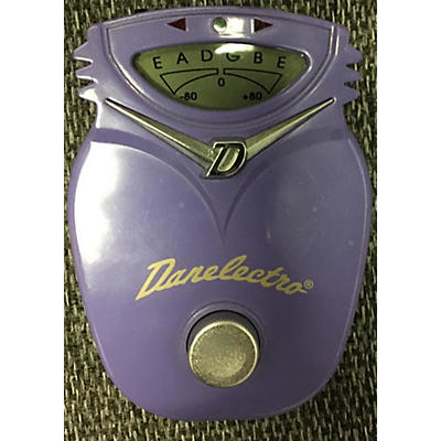 Danelectro Tuner Pedal Tuner Pedal