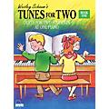SCHAUM Tunes for Two - Book 1 Educational Piano Book (Level Elem) thumbnail