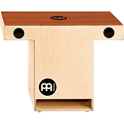 Meinl Turbo Slaptop Cajon with Baltic Birch Body and Mahogany Playing Surface