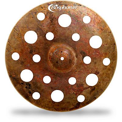 Bosphorus Cymbals Turk Fx Crash with 18 Holes