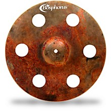 Bosphorus Cymbals Turk Fx Crash with 6 Holes