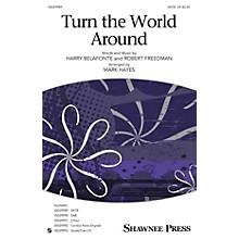 Shawnee Press Turn the World Around Studiotrax CD Arranged by Mark Hayes