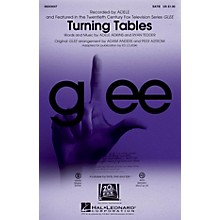 Hal Leonard Turning Tables SATB by Adele arranged by Ed Lojeski
