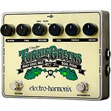 Open Box Electro-Harmonix Turnip Greens Multi-Effect Guitar Pedal