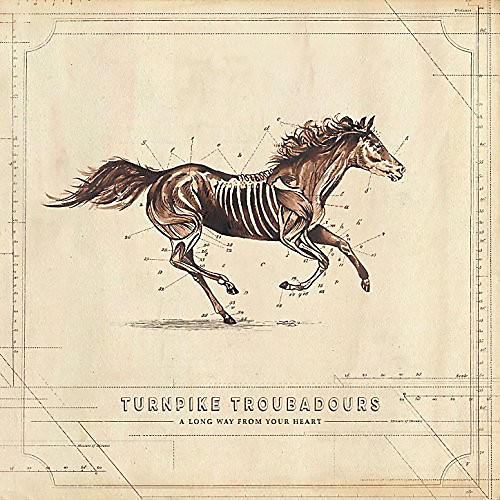 Alliance Turnpike Troubadours - A Long Way From Your Heart